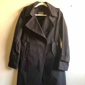 Makage Black Medí Coat
